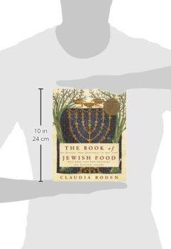 Buchdeckel von The Book of Jewish Food: An Odyssey from Samarkand to New York