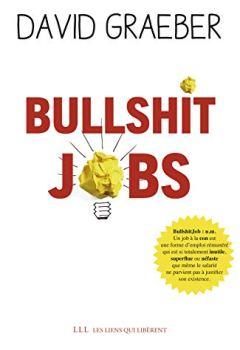 Livres Couvertures de Bullshit Jobs