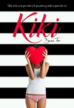 Portada del libro deKiki (suspense romántico)