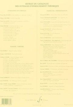 Livres Couvertures de 30 Lecons Progressives de Lecture de Notes et de Solfege Vol. 3a