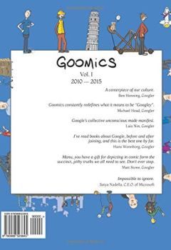 Livres Couvertures de Goomics: Google's corporate culture revealed through internal comics