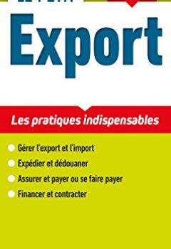 Livres Couvertures de Le petit Export 2017 - Les pratiques indispensables