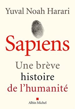 Livres Couvertures de Sapiens : Une brève histoire de l'humanité