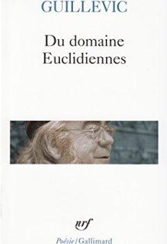 Livres Couvertures de Du domaine / Euclidiennes