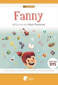 Livres Couvertures de Fanny découvre son haut potentiel
