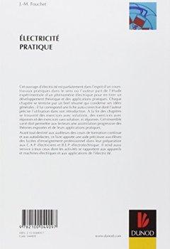 Livres Couvertures de Électricité pratique