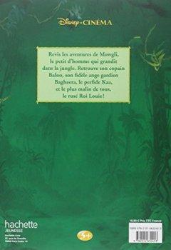 Livres Couvertures de Le Livre de la jungle