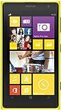 Nokia Lumia 1020 Smartphone (11,8 cm (4.5 Zoll) PureMotion HD+ OLED Touchscreen mit ClearBlack Technologie, 41 Megapixel, 32 GB, Windows 8) gelb