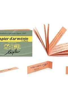 Livres Couvertures de Papier d'Armenie - Triple - Lot de 5 Carnets