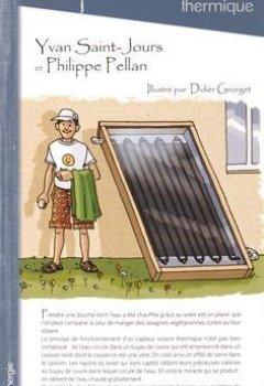 Livres Couvertures de Je fabrique mon Capteur solaire thermique