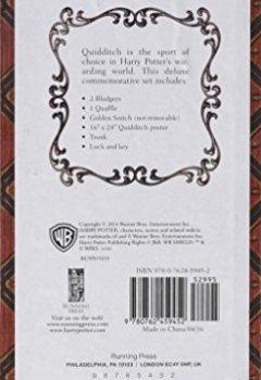 Livres Couvertures de Harry Potter: Collectible Quidditch Set (ANGLAIS)