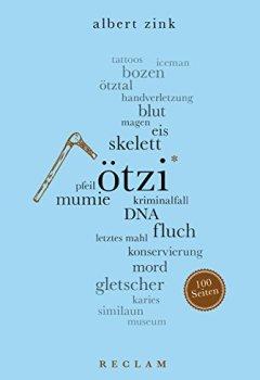 Buchdeckel von Ötzi. 100 Seiten: Reclam 100 Seiten