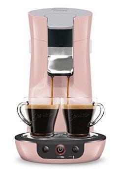 Livres Couvertures de Philips HD7829/31 Machine à dosettes SENSEO Viva Café Rose Poudré