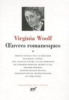 Livres Couvertures de Oeuvres romanesques, tome 2