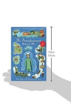 Livres Couvertures de The Breadwinner