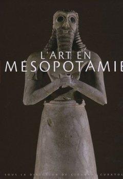 Livres Couvertures de L'art en Mésopotamie