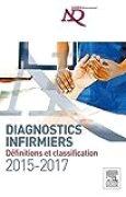 Diagnostics infirmiers 2015-2017: Définitions et classification