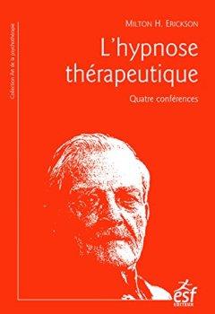 Livres Couvertures de L'Hypnose thérapeutique