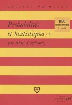 Livres Couvertures de Probabilités et statistiques, tome 2
