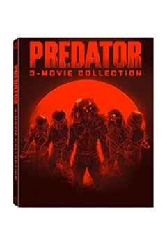 Livres Couvertures de PREDATOR : LA TRILOGIE - BLURAY 4K [Blu-ray]