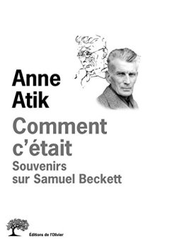 Livres Couvertures de Comment c'était : Souvenirs sur Samuel Beckett
