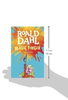 Livres Couvertures de The Magic Finger