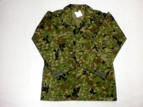 陸上自衛隊 E/C3型迷彩服上下セット  サイズ4A
