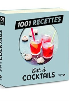 Livres Couvertures de Bar à cocktails