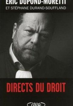 Livres Couvertures de Directs du droit