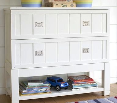 Image of Pottery Barn Kids Riley Dresser (B0017OKM42)