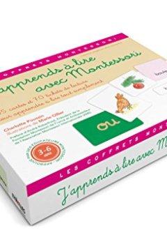 Livres Couvertures de J'apprends à lire avec Montessori