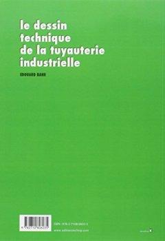 Livres Couvertures de Le Dessin technique de la tuyauterie industrielle