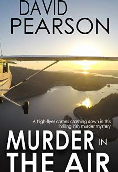 Livres Couvertures de MURDER IN THE AIR: a high-flyer comes crashing down in this thrilling Irish murder mystery (English Edition)