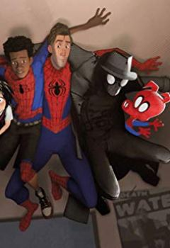 Livres Couvertures de Spider-Man: Into the Spider-Verse The Official Movie Special