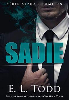 Livres Couvertures de Sadie (Alpha t. 1)