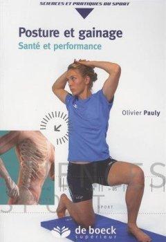 Livres Couvertures de Posture et gainage : Santé et performance