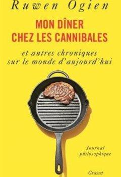 Livres Couvertures de Mon dîner chez les cannibales