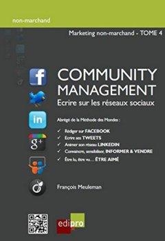 Livres Couvertures de La Community Management .Méthode des mondes