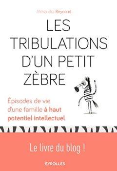 Livres Couvertures de Les tribulations d'un petit zèbre : Episodes de vie d'une famille à haut potentiel intellectuel