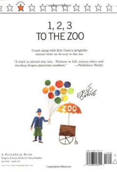 Livres Couvertures de 1, 2, 3 to the Zoo