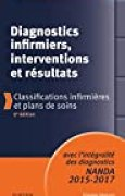 Diagnostics infirmiers interventions résultats: Classifications infirmières et plans de soins