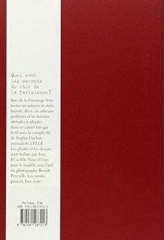Livres Couvertures de La parisienne