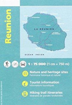 Livres Couvertures de Le Réunion 1/75.000
