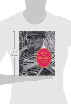 Livres Couvertures de Eloge de la marinière : Sur une idée d'Armor-Lux (1938-2008)