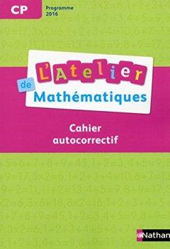 Livres Couvertures de L'Atelier de Mathématiques CP