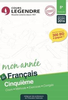 Livres Couvertures de Français 5e