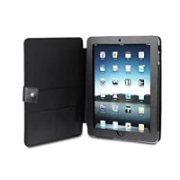 Acase Deluxe Leather multi-view Case/Folio with Stand for Apple iPad