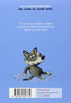 Livres Couvertures de Le petit loup qui se prenait pour un grand