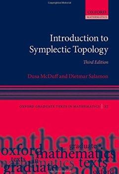 Livres Couvertures de Introduction to Symplectic Topology