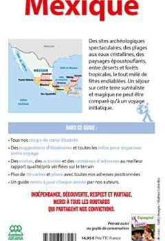 Livres Couvertures de Guide du Routard Mexique 2019